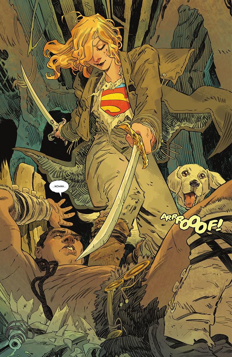 Supergirl - Woman of Tomorrow (2021-) 001-012