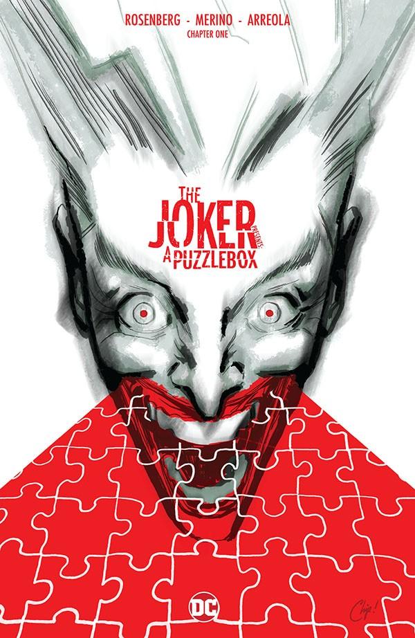 The Joker Presents - A Puzzlebox Director's Cut 1