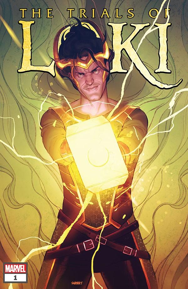 The Trials Of Loki - Marvel Tales 1