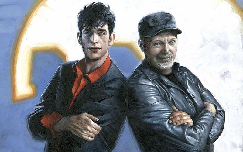 SBE e Dylan Dog omaggiano Vasco Rossi