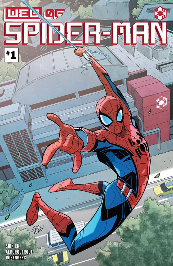 W.E.B. Of Spider-Man 1