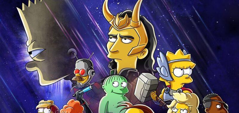 """""""The Good, the Bart, and the Loki"""" disponibile dal 7 luglio su Disney+"""