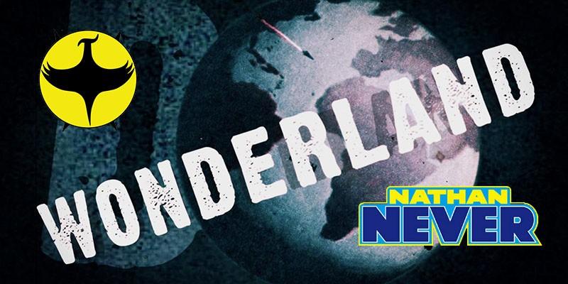 """""""Zagor e Nathan Never in Wonderland"""""""