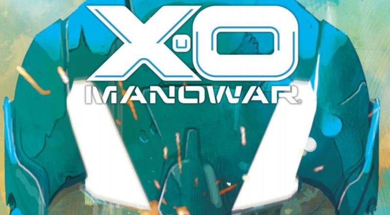 X-O Manowar#1(Hopeless, Laiso)