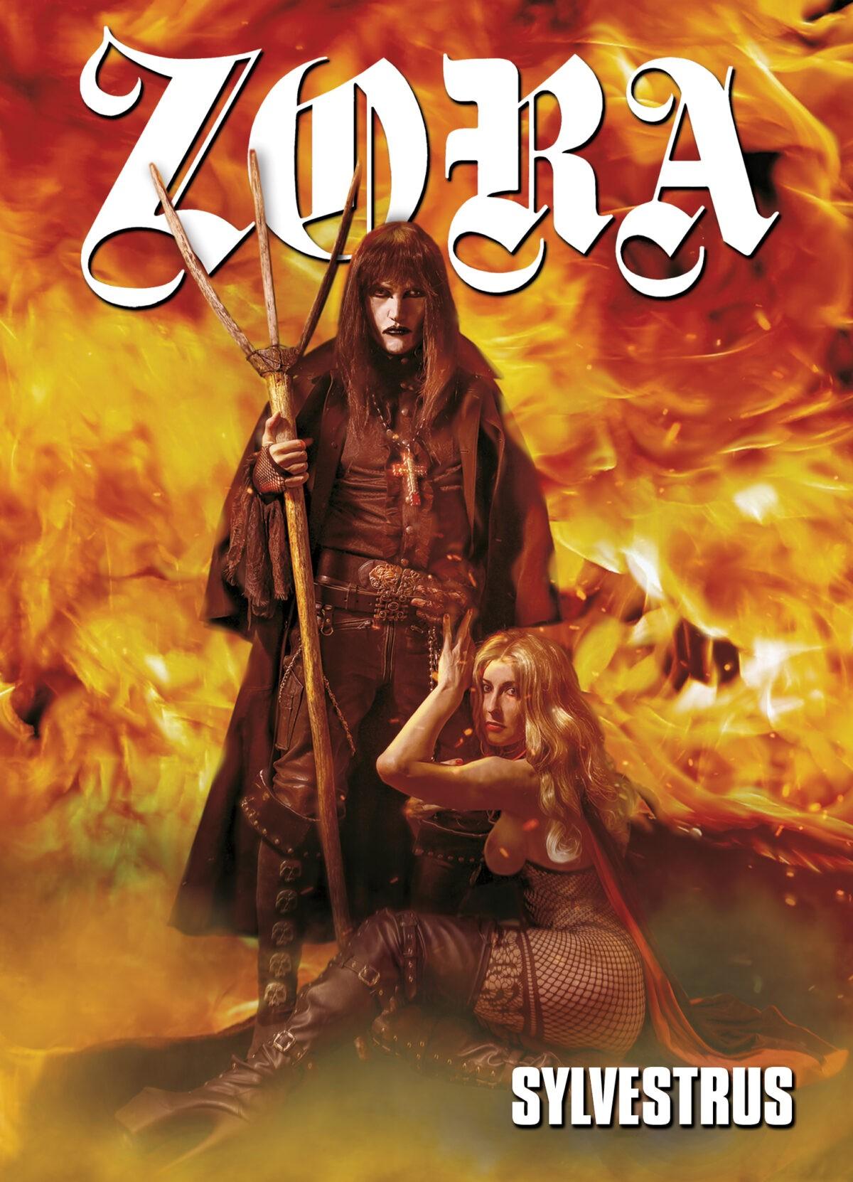 ZORA 2 COVER VARIANT LIGHT OK