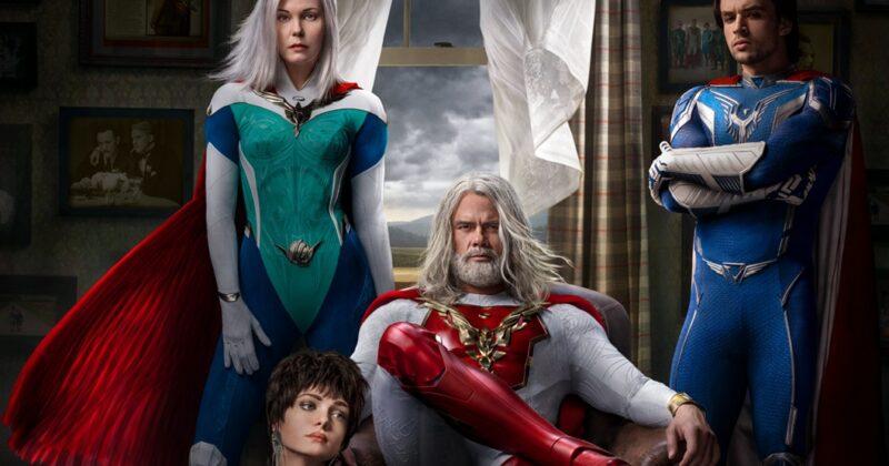 Netflix ordina serie di Supercrooks e ferma Jupiter's Legacy