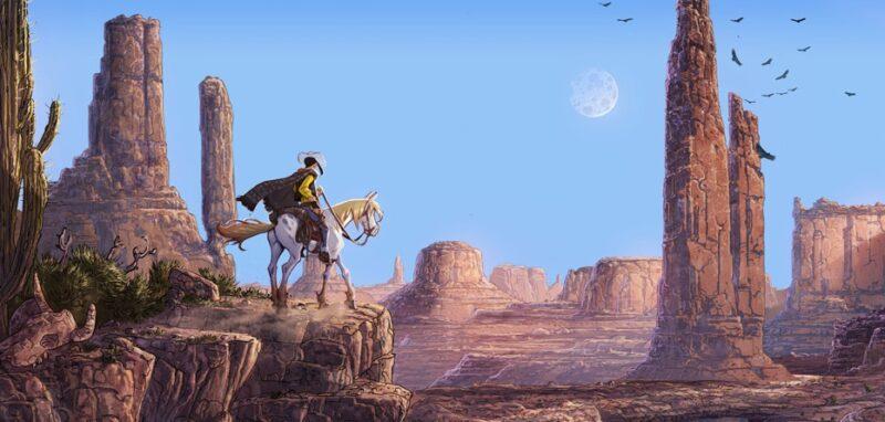 Adattamenti animati di Lucky Luke e The Legendaries in lavorazione