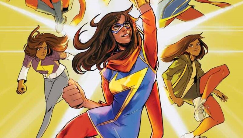 Marvel annuncia Ms. Marvel: Beyond the Limit