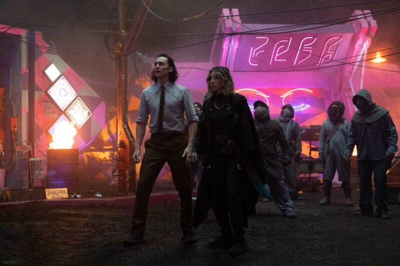 Loki – Lo sneak peek di metà stagione