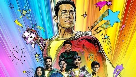 Shazam 2: Il regista David F. Sandberg rivela mini-teaser del sequel