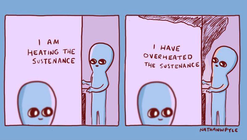 Serie animata sul webcomic Strange Planet per Apple Tv