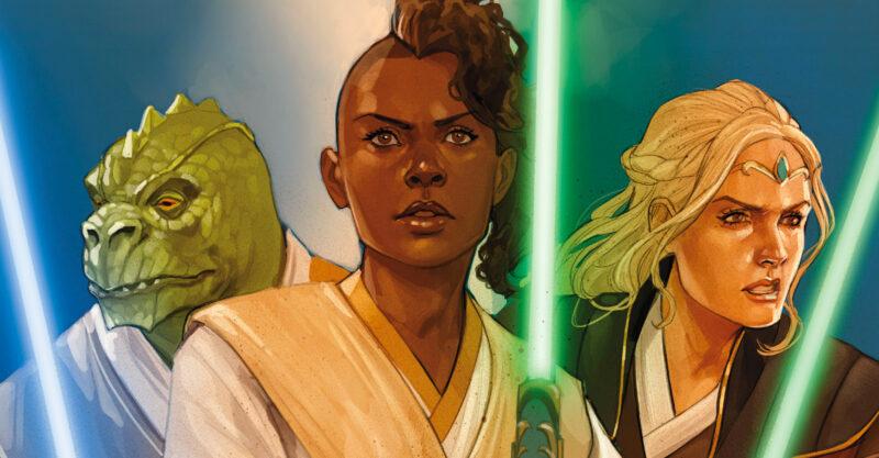 Star Wars: l'Alta Repubblica #1-2 (Scott, Anindito)