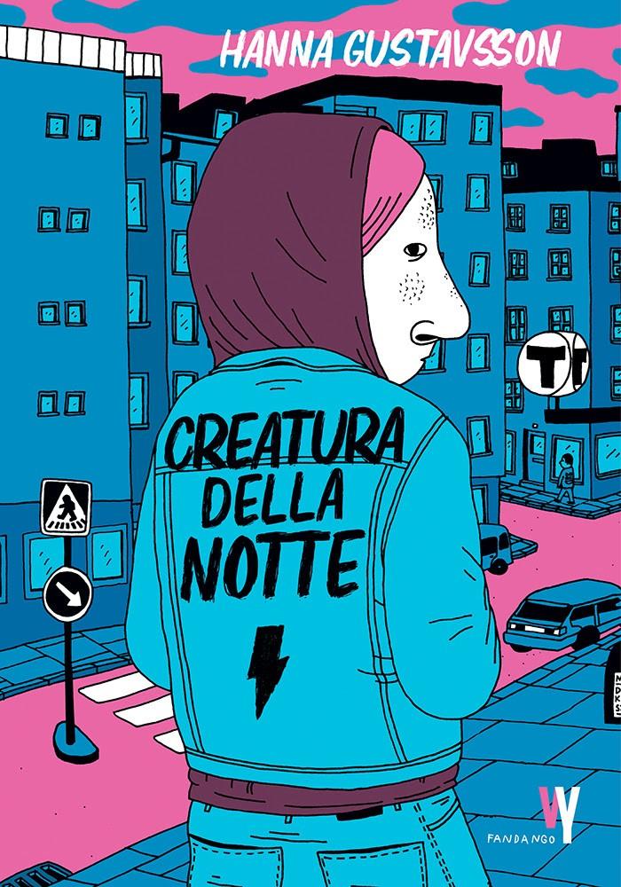 """Fandango pubblica """"Creatura della notte"""" il fumetto che ha consacrato Hanna Gustavsson"""