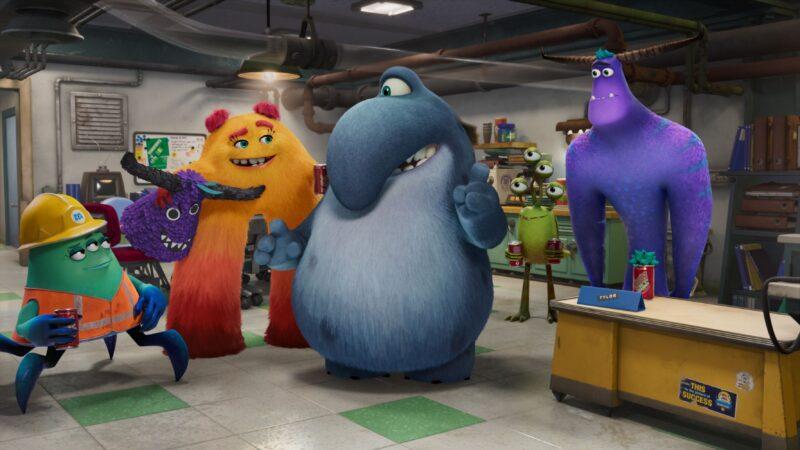 """""""Monsters & Co. La serie – Lavori in Corso!"""". Il trailer"""