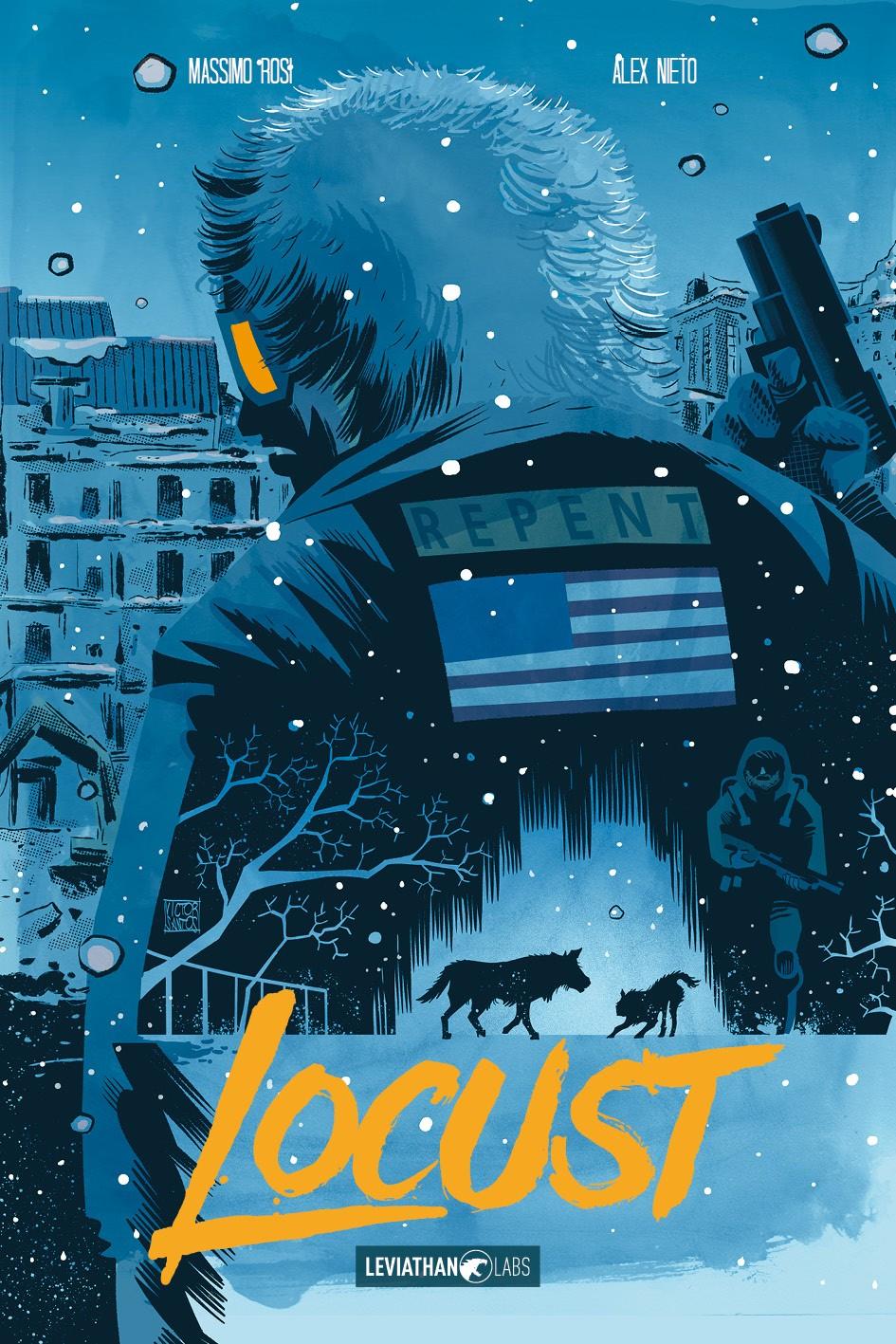 Locust: il primo atto della fine del mondo, secondo Leviathan Labs
