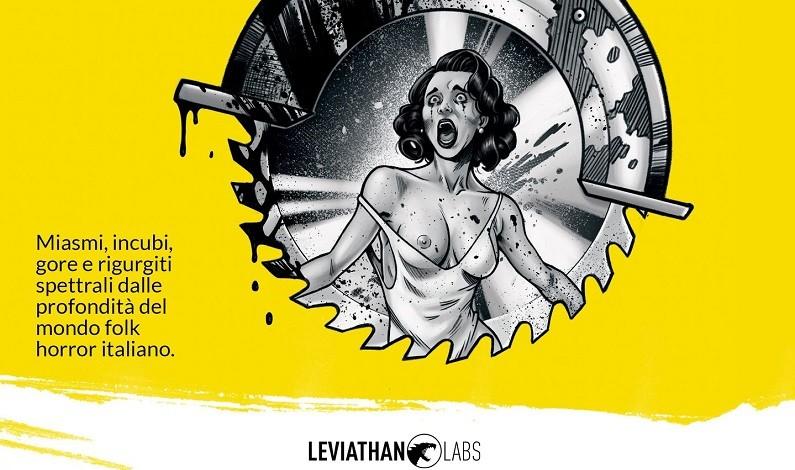 """Leviathan Labs cerca sceneggiatori e disegnatori emergenti per il nuovo magazine a fumetti """"Giallo"""""""