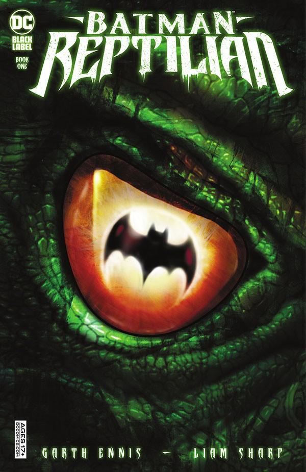 Batman - Reptilian 1