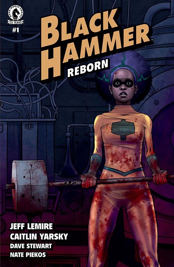 Black Hammer Reborn 1