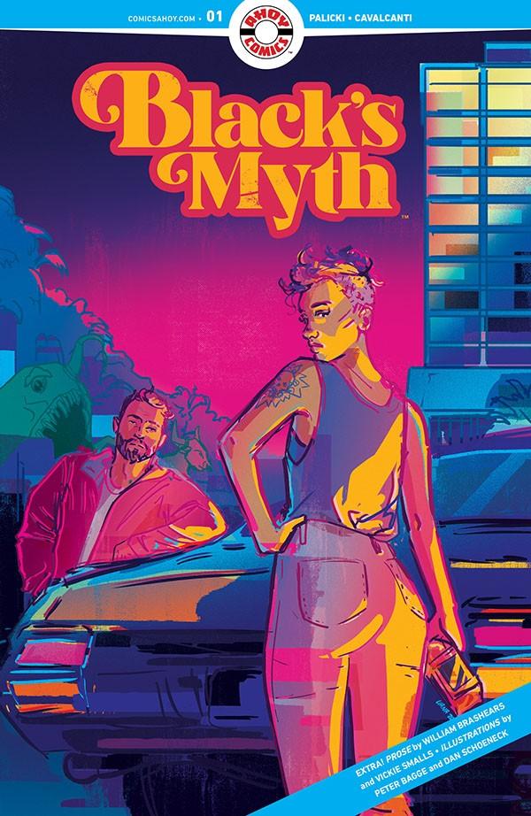 Black's Myth 1