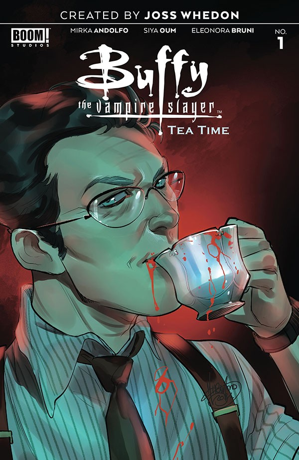 Buffy the Vampire Slayer - Tea Time 1