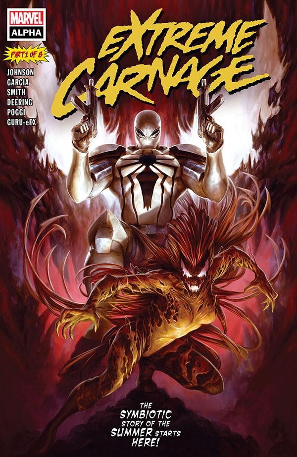 Extreme Carnage - Alpha