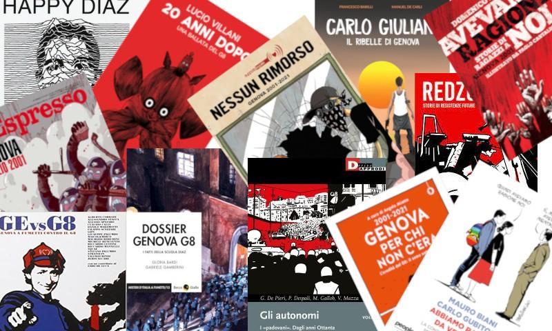 G8 di Genova: vent' anni di lotta, memoria e fumetti