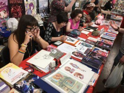 Giovani autori della casa editrice Tora Store