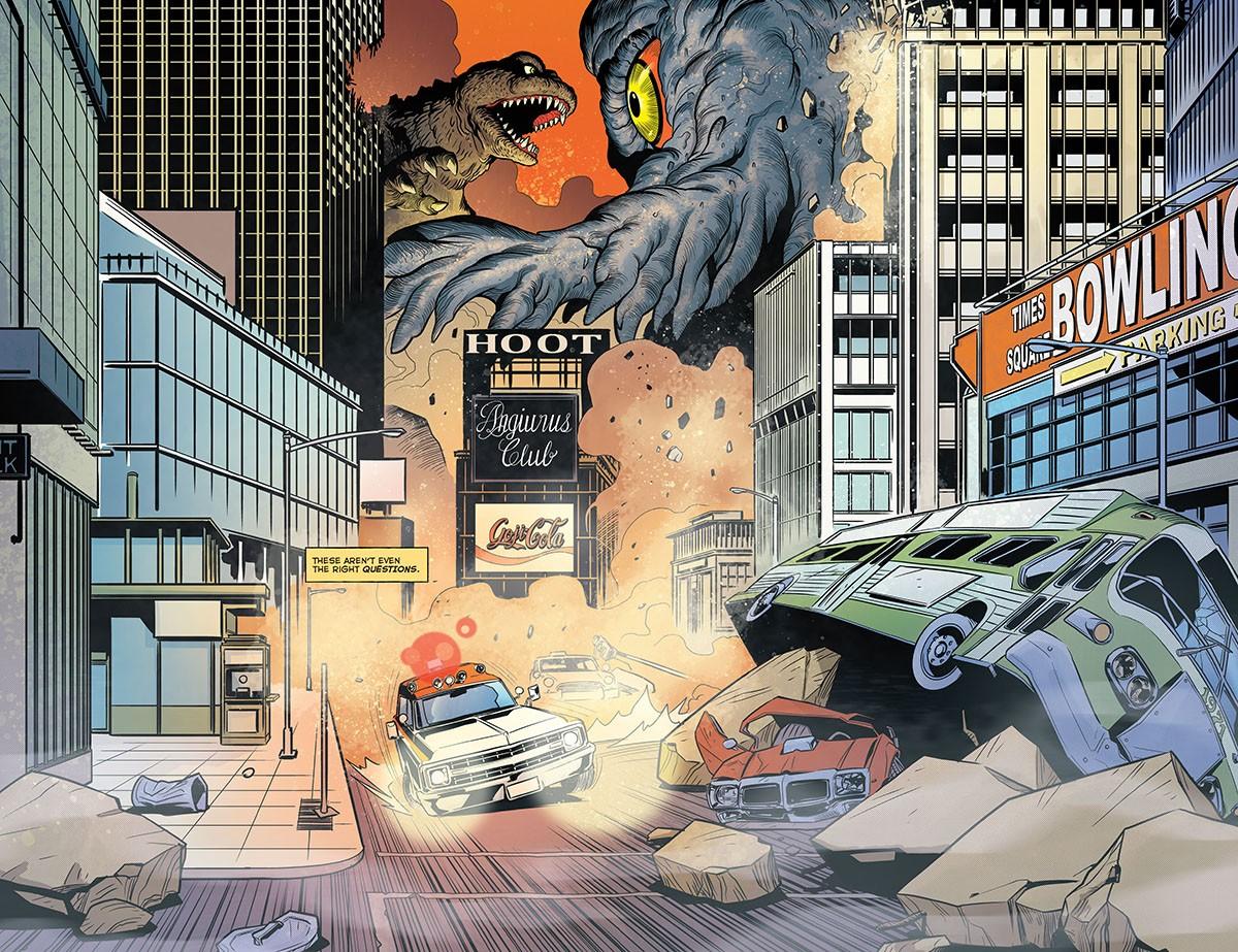 Godzilla Rivals - Vs. Hedorah-003
