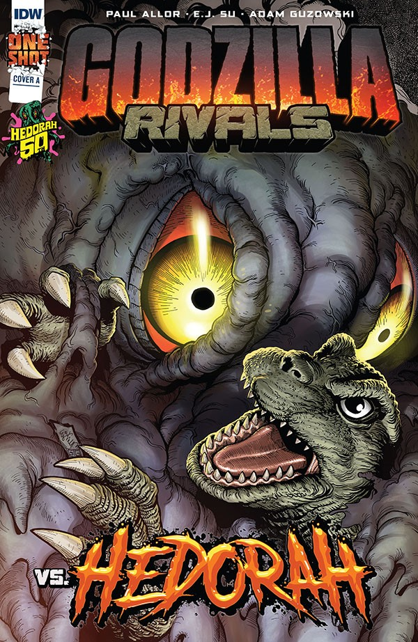 Godzilla Rivals - Vs. Hedorah