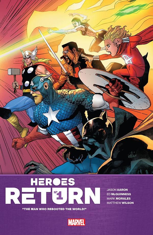 Heroes Return 1