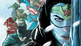 JL – Inverno senza fine vol. 1 (Panini Comics, giu