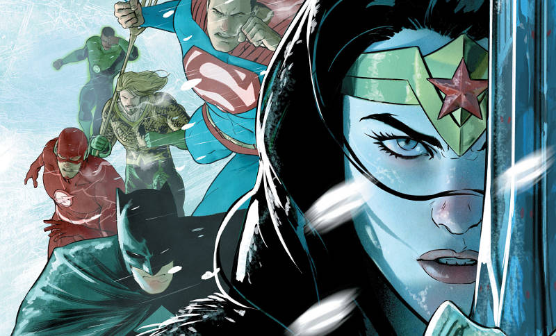 Justice League – Inverno senza fine vol. 1 (AA. VV.)