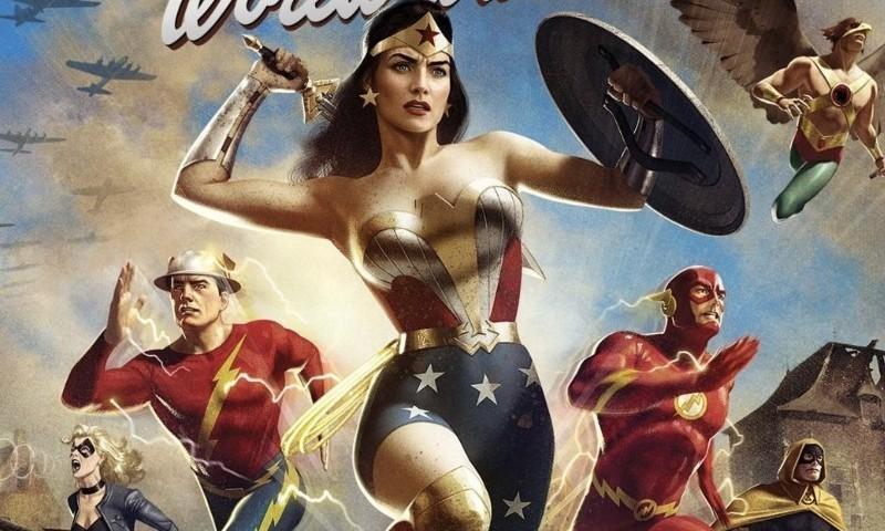 La Justice Society entra in guerra ma ne esce malconcia