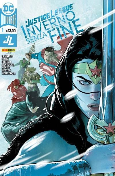 Justice League – Inverno senza fine vol. 1 (Panini Comics, giu. 2021) 400px
