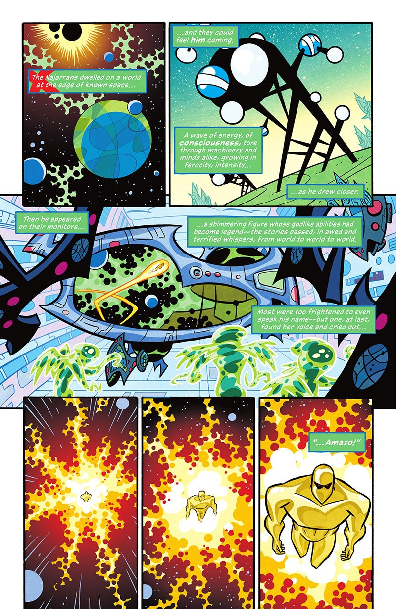 Justice League Infinity (2021-) 001-002