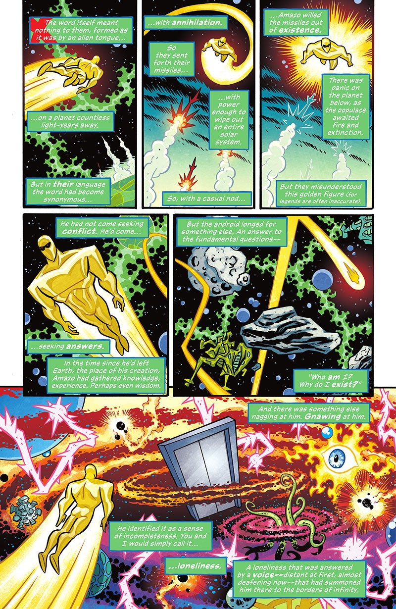 Justice League Infinity (2021-) 001-003