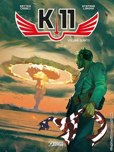 K11 volume 5_cover