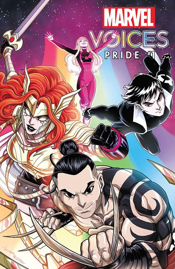 Marvel's Voices - Pride 1