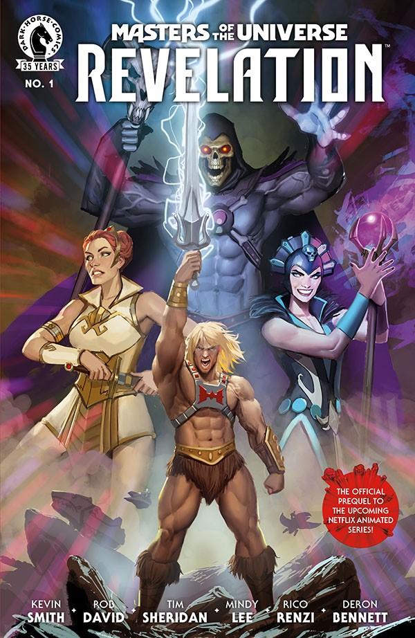 Masters of the Universe - Revelation 1