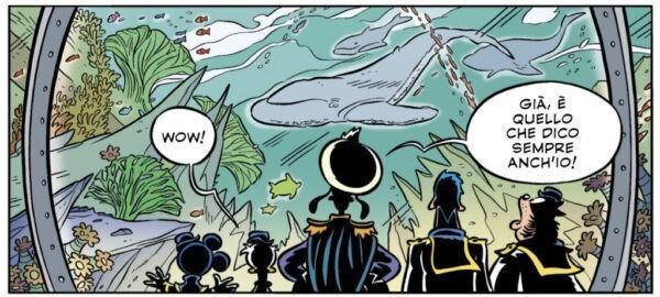 19.999 leghe sotto i mari - veduta sottomarina