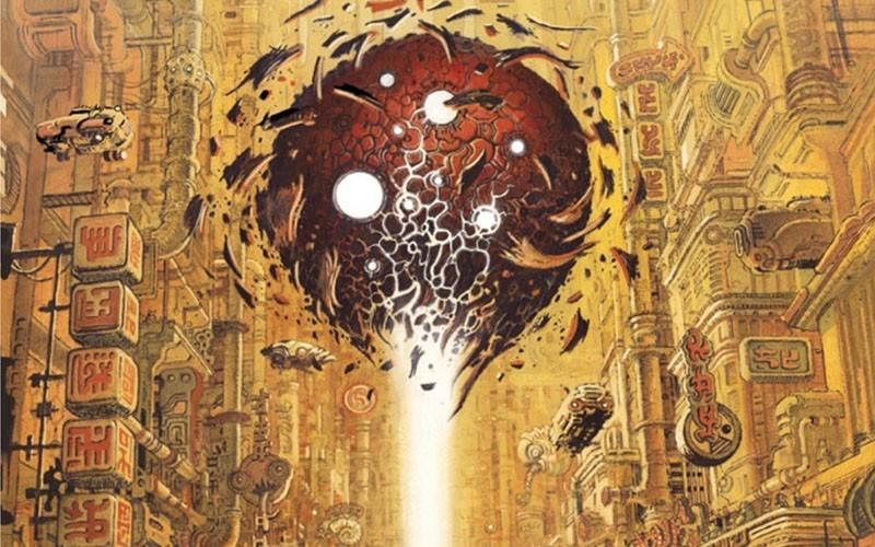 ReNoir Comics presenta la conclusione di Orbital