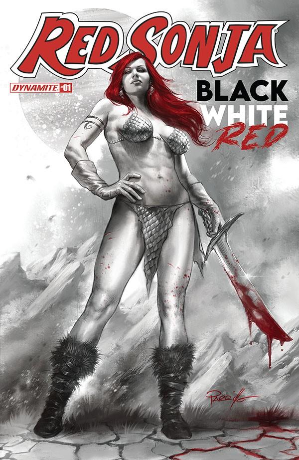 Red Sonja - Black, White, Red 1.