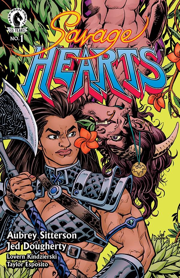 Savage Hearts 1