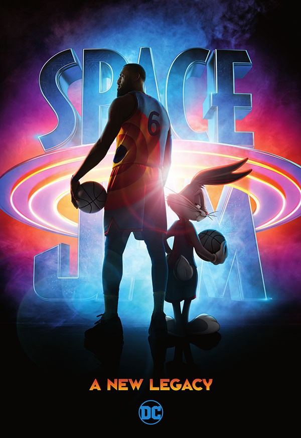 Space Jam - A New Legacy