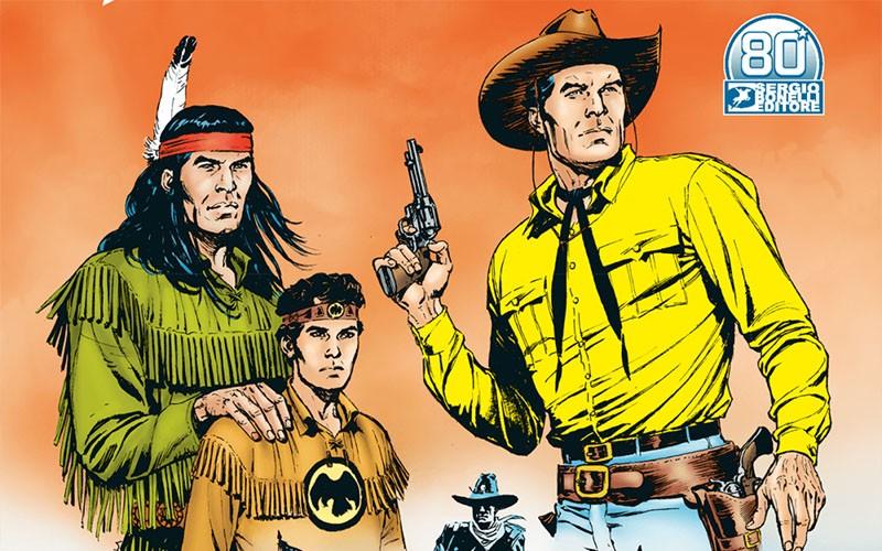 Tex #729 BIS – Agente indiano (Boselli, Dotti)