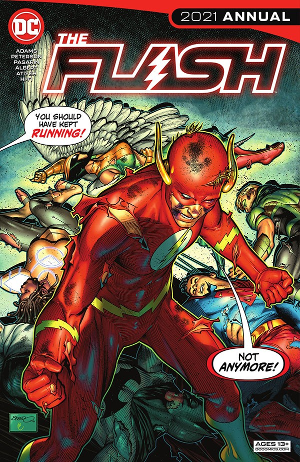 The Flash 2021 Annual 1