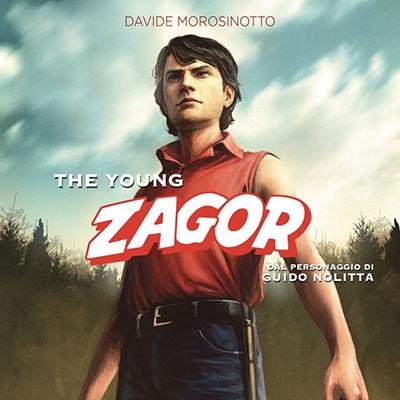 Young Zagor cover