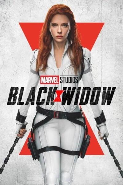 black widow locandina