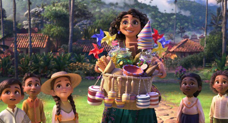 Encanto – Il primo trailer e poster del magico film d'animazione