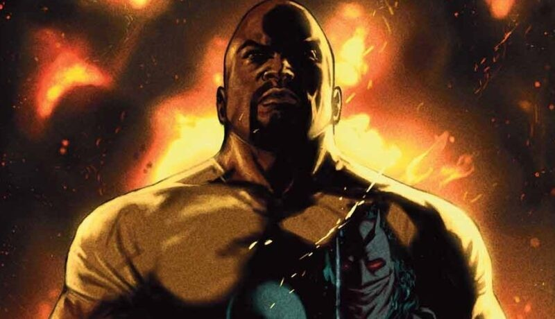 Marvel annuncia Luke Cage: City of Fire